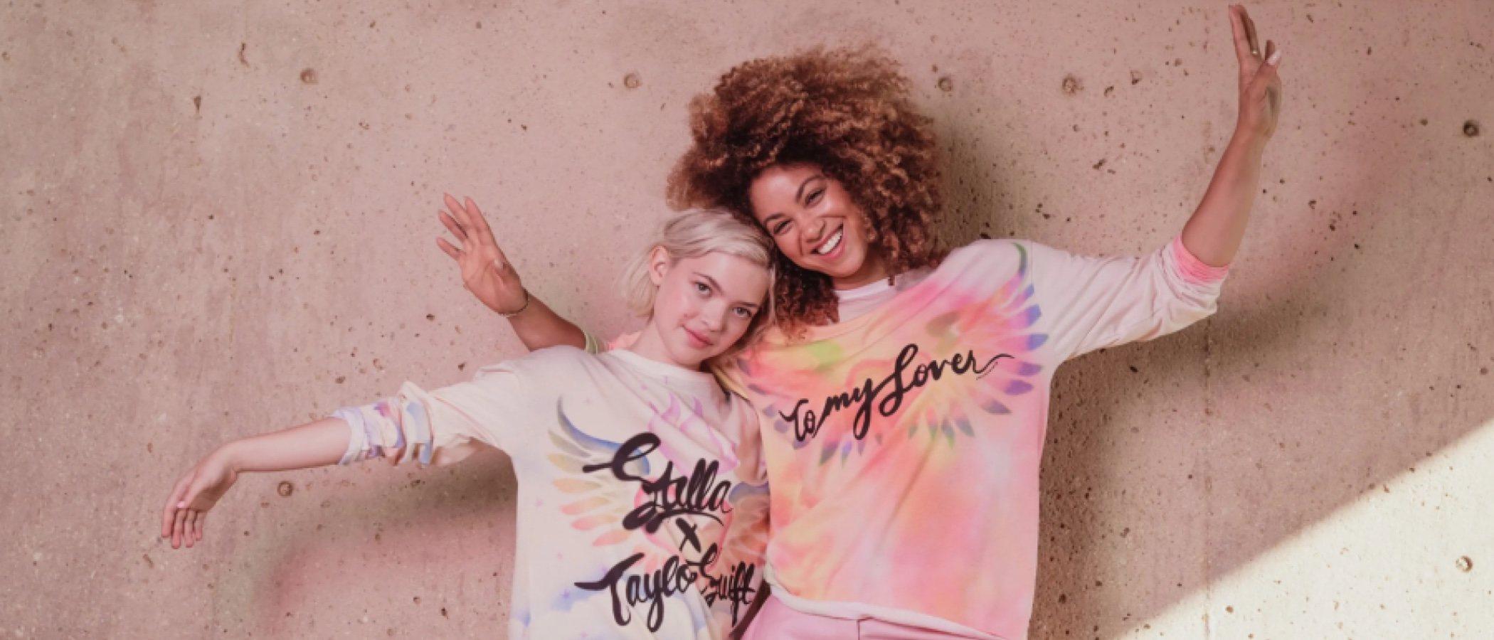 Taylor Swift x Stella McCartney: así es la colección inspirada en su nuevo álbum, 'Lover'