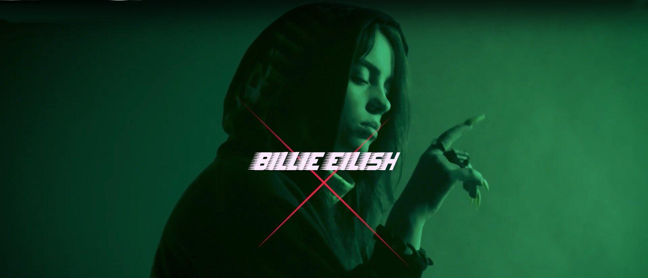 Billie Eilish x Bershka, una colección de aire urbano y estética punk inspirada en el lifestyle de la cantante