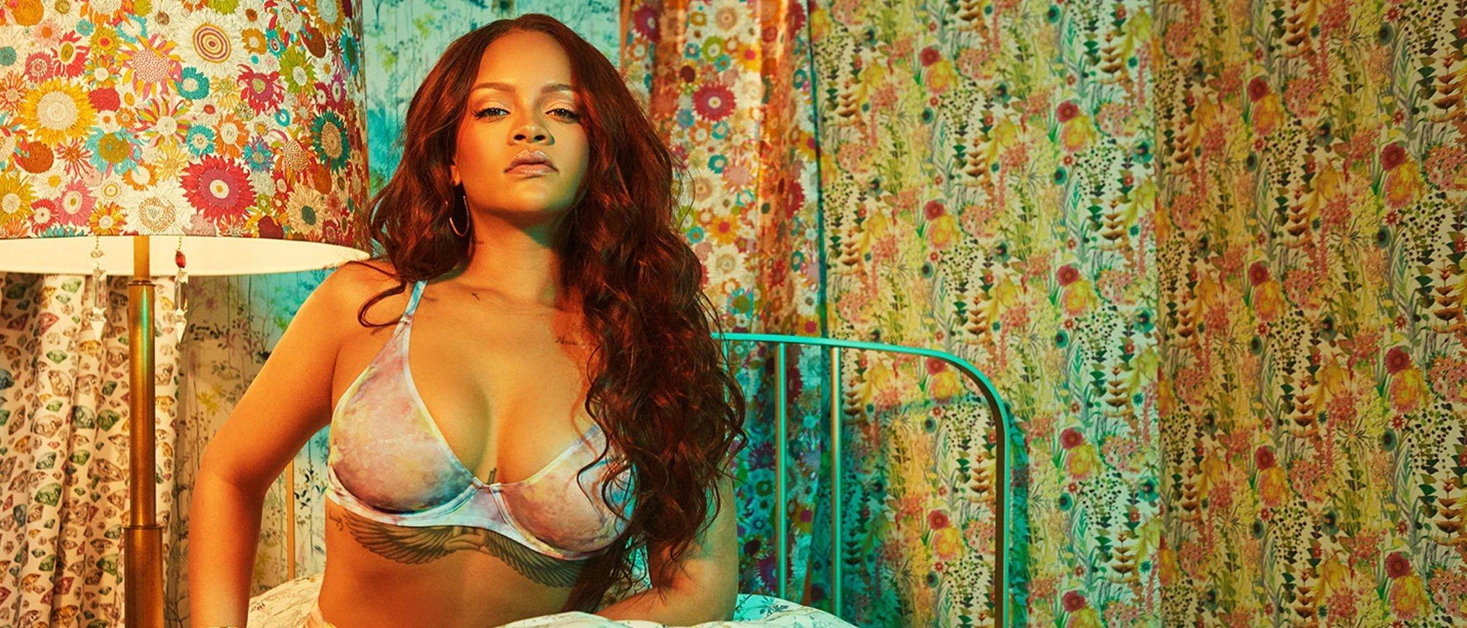 El desfile de lencería Savage X Fenty 2019 de Rihanna se retransmitirá en Amazon Prime Video