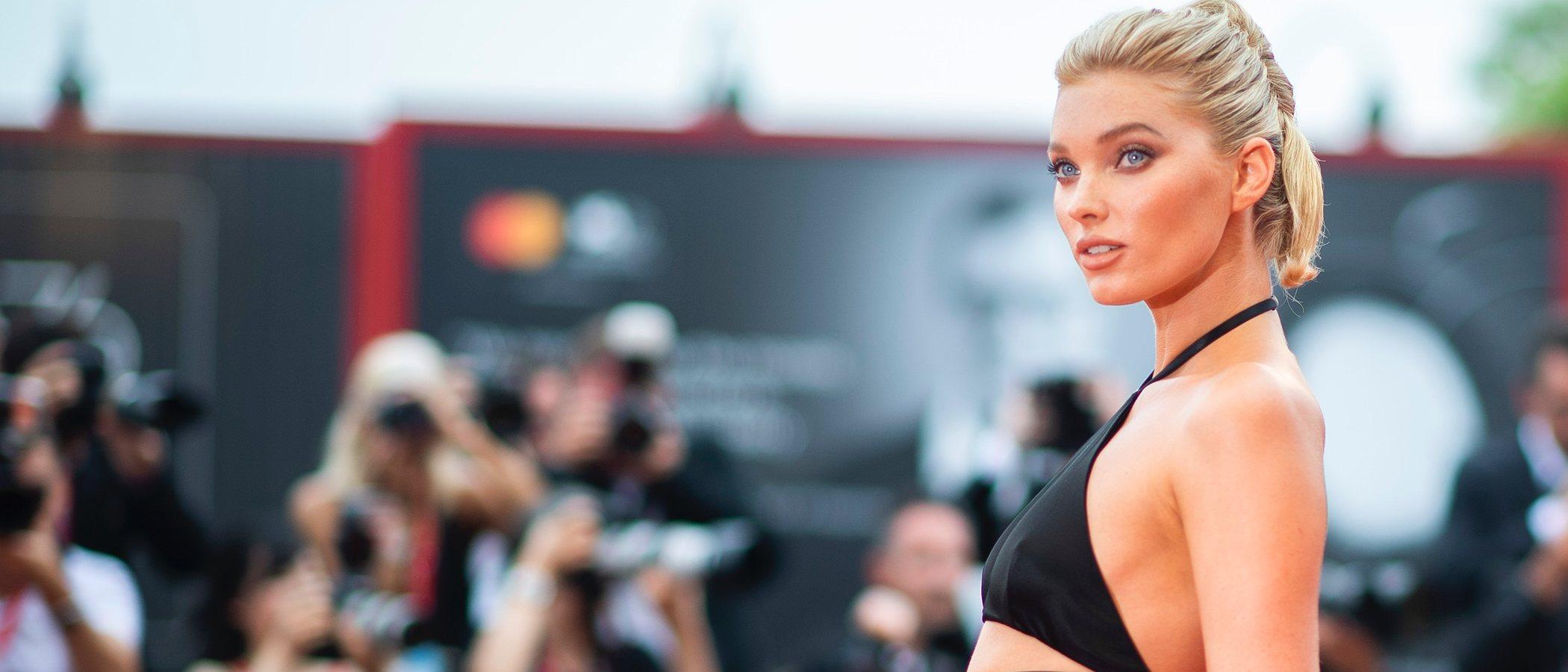 Elsa Hosk, Candice Swanepoel... Las modelos acaparan la primera alfombra roja del Festival de Venecia 2019