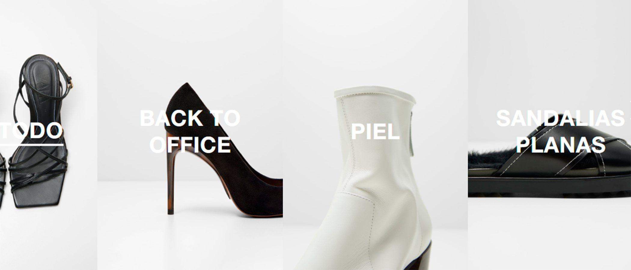 La nueva colección de zapatos de Zara con la que desearás que llegue el frío