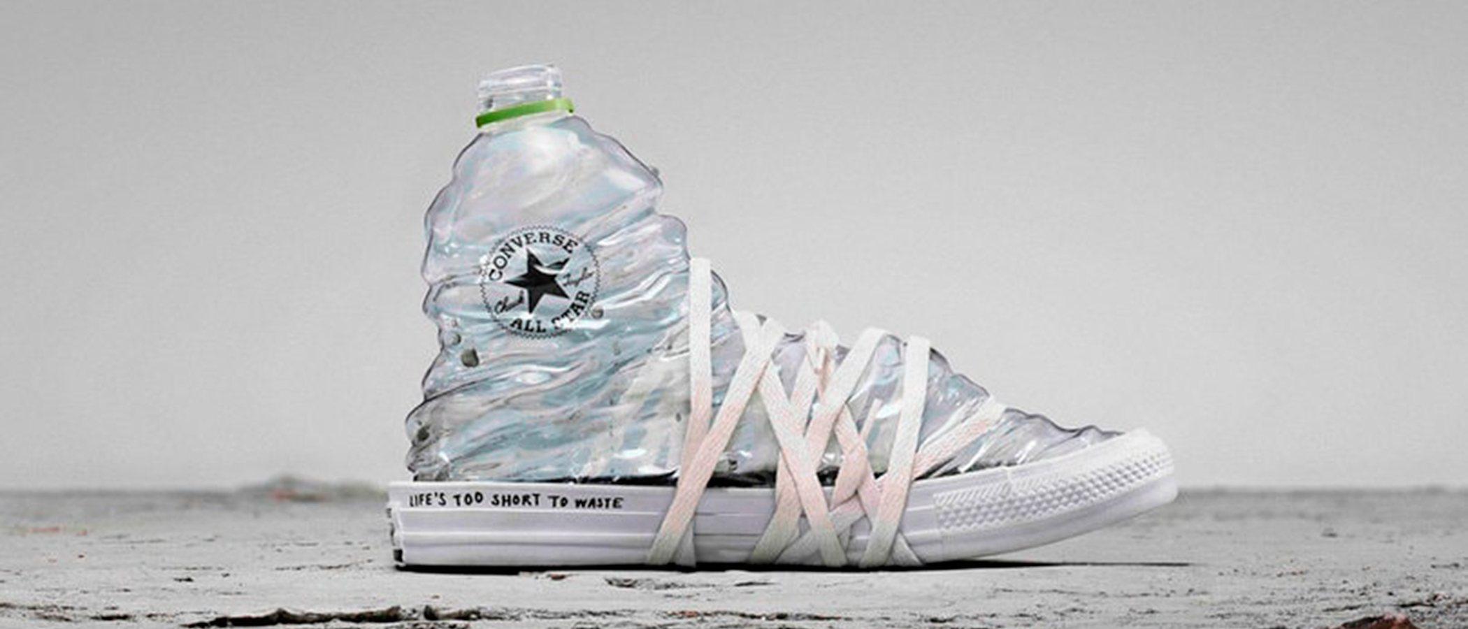 Converse 'Renew', la colección más sostenible de las zapatillas All Star