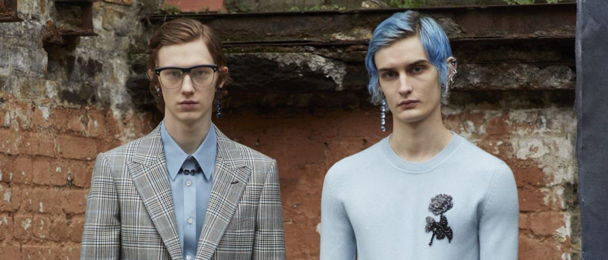 Alexander Mcqueen lanza su nueva colección fusionando el optimismo de los años 50 con la creatividad de los 80