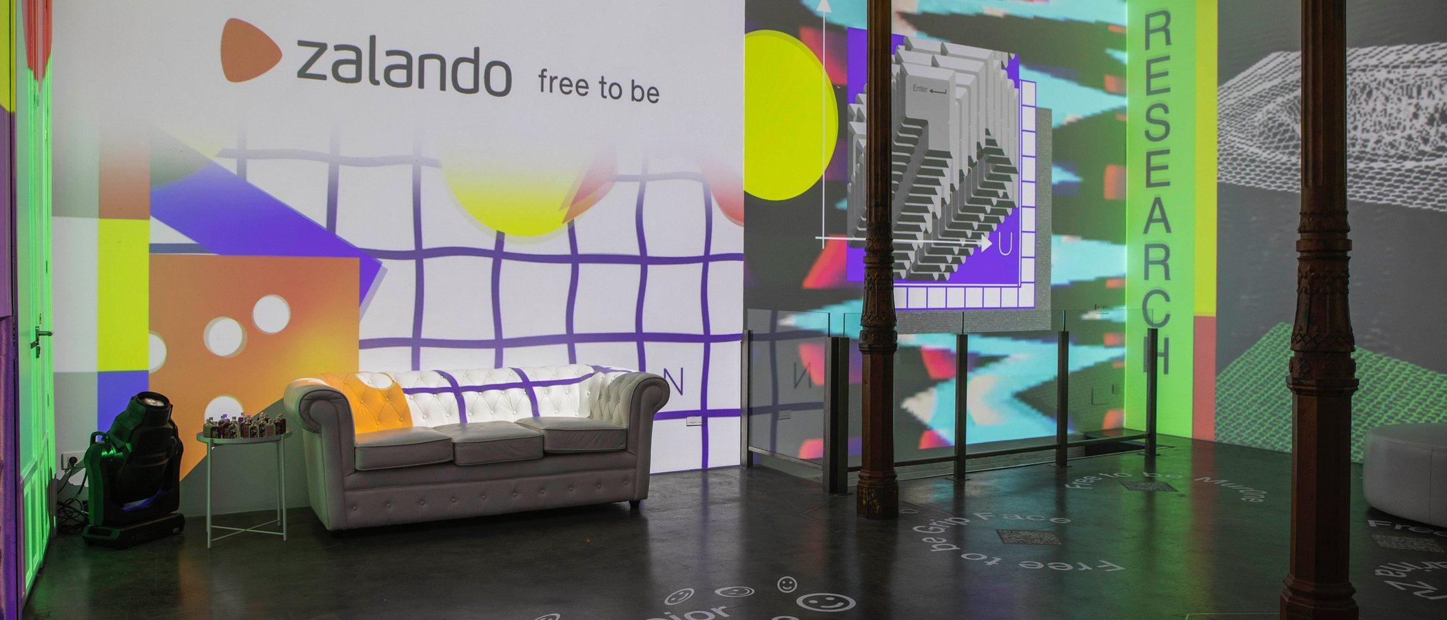 Zalando abre una tienda pop-up en pleno centro de Madrid