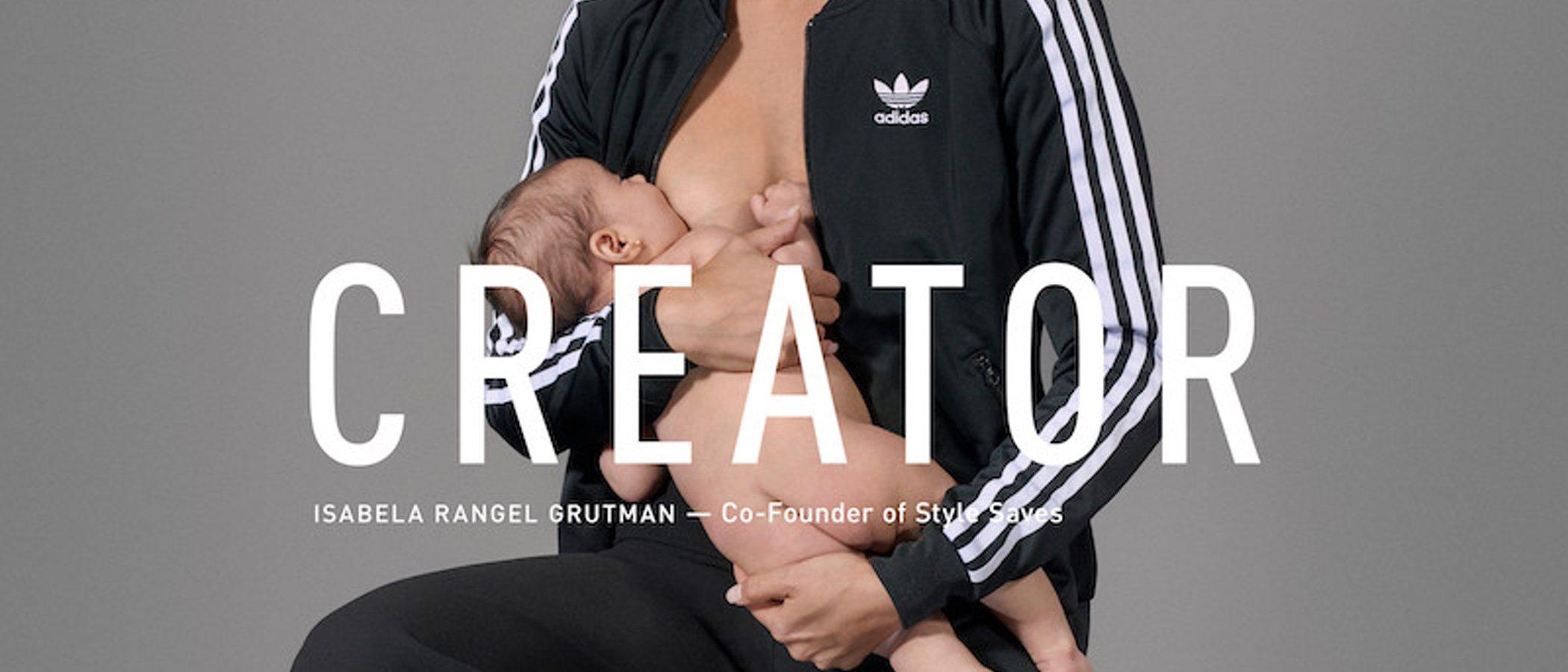 La colección más feminista de Adidas y Pharrell Williams
