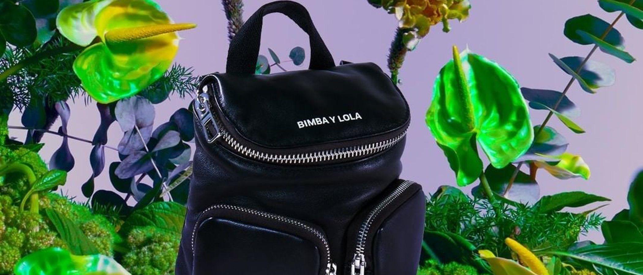 Así es la colección de bolsos más psicodélicos de Bimba y Lola inspirados en un filtro de Instagram