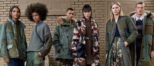 Zara vuelve a la carga con su tercera colección militar de 'Zara SRPLS'