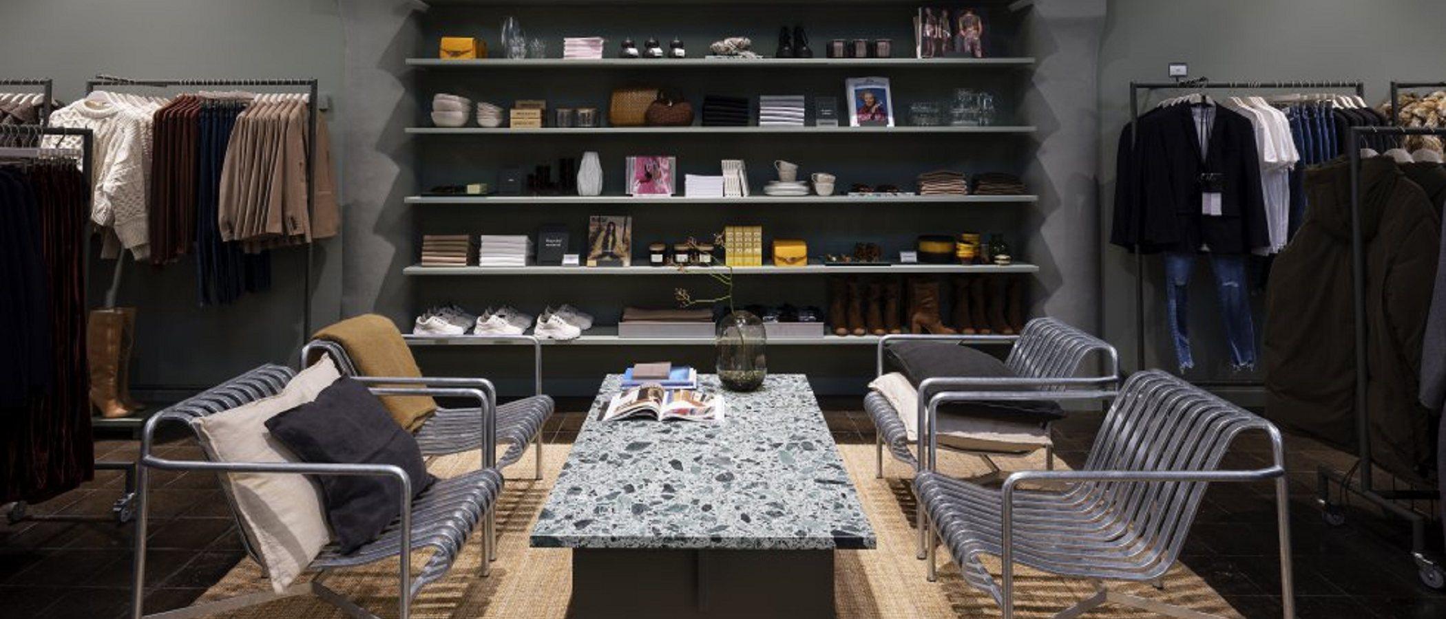 Así serán las nueva tiendas de H&M alejadas de su modelo tradicional