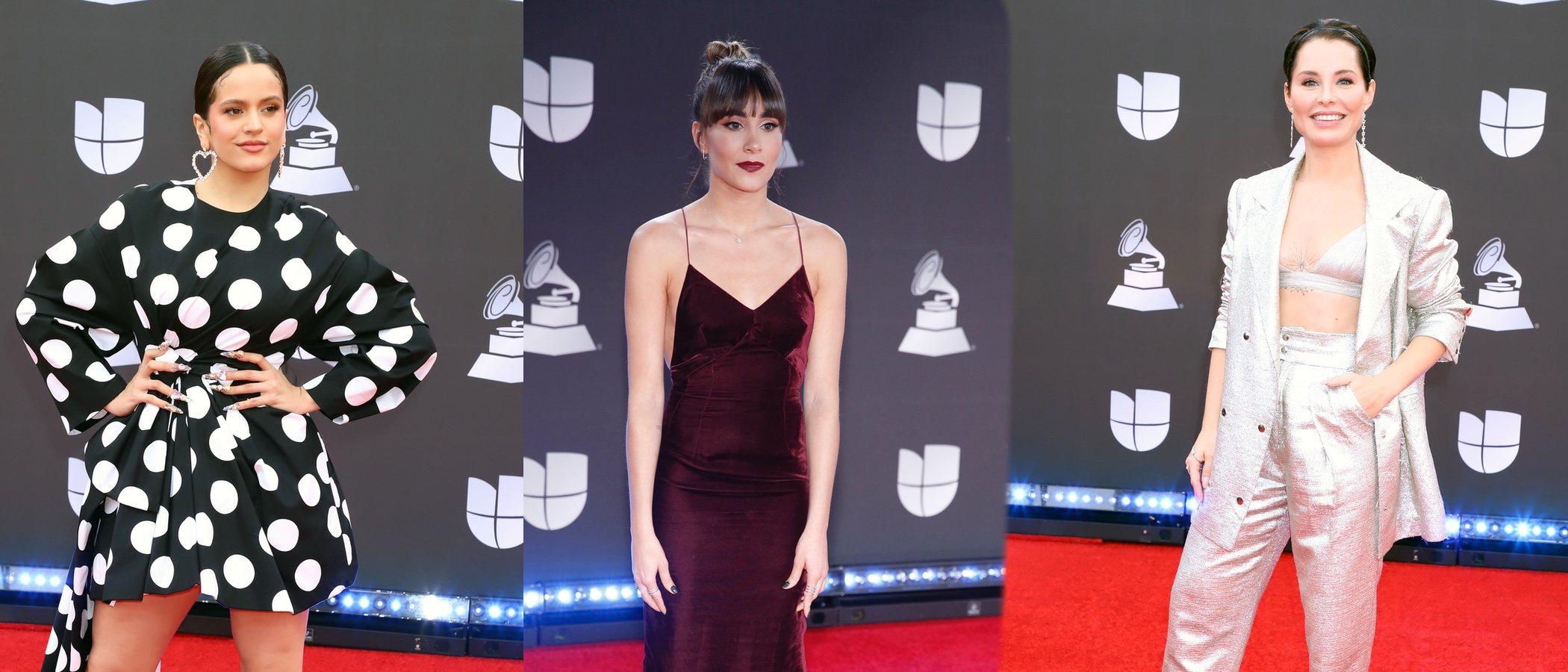 De Rosalía a Aitana: Las artistas españolas, las mejor vestidas en los Grammy Latinos 2019
