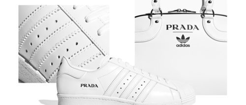 Adidas y Prada: así es el primer modelo de la colaboración sport más esperada