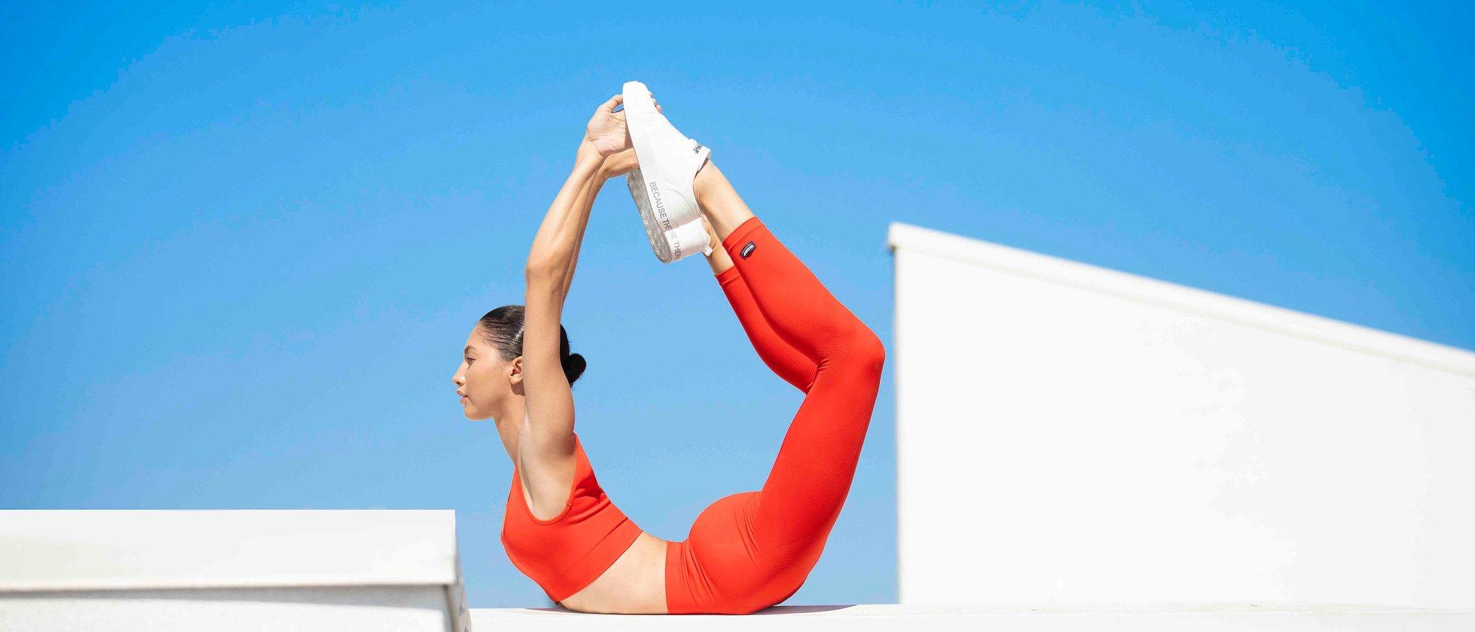 Yoga sostenible: la nueva colección de Ecoalf procedente del reciclaje
