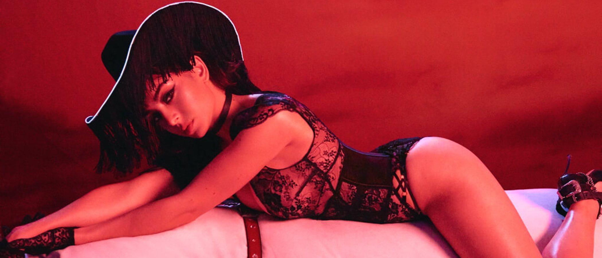 Agent Provocateur: la campaña más sexy protagonizada por Charli XCX
