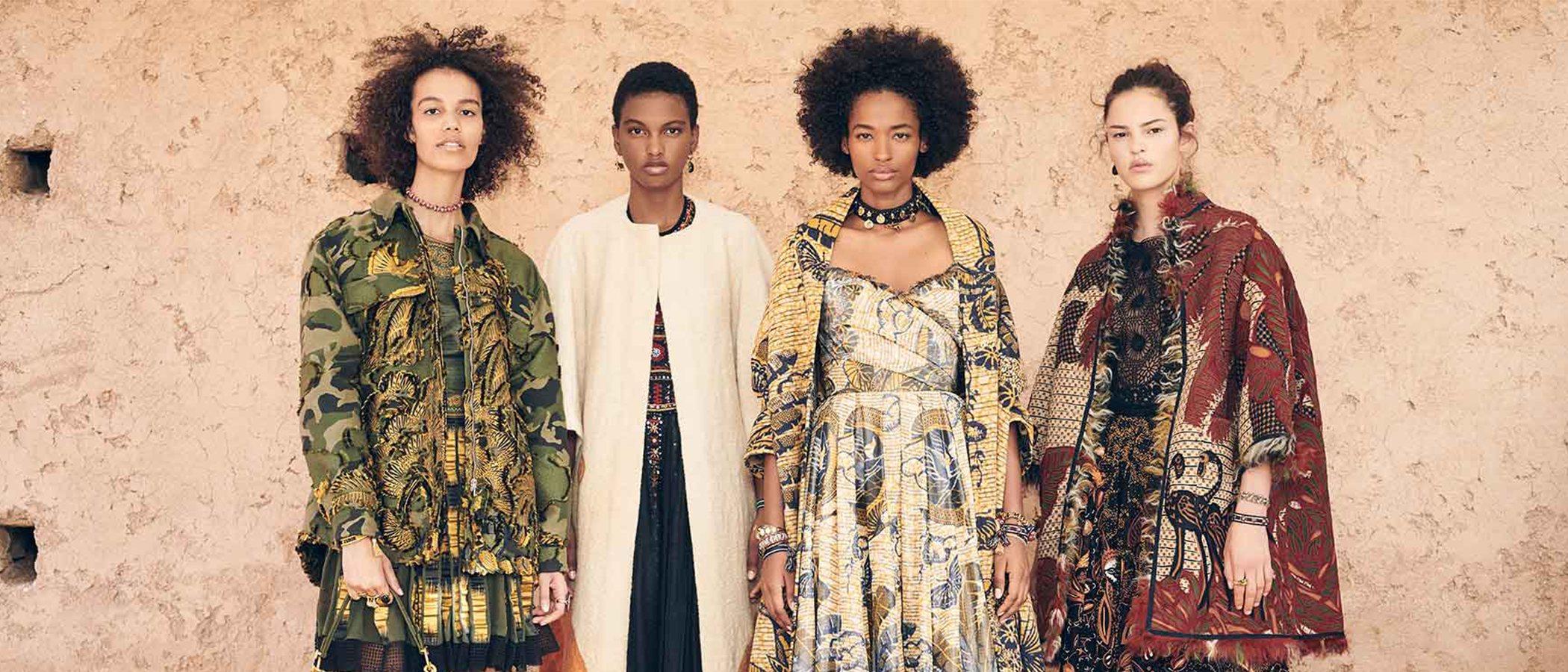 Dior Cruise 2020: sentido y sensibilidad en un escenario cultural de ensueño, Marrakech