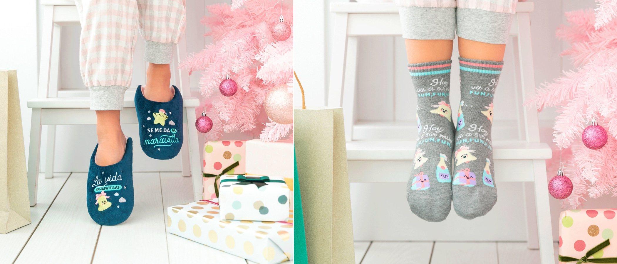 La colección de Calzedonia y Mr Wonderful más calentita para estas Navidades