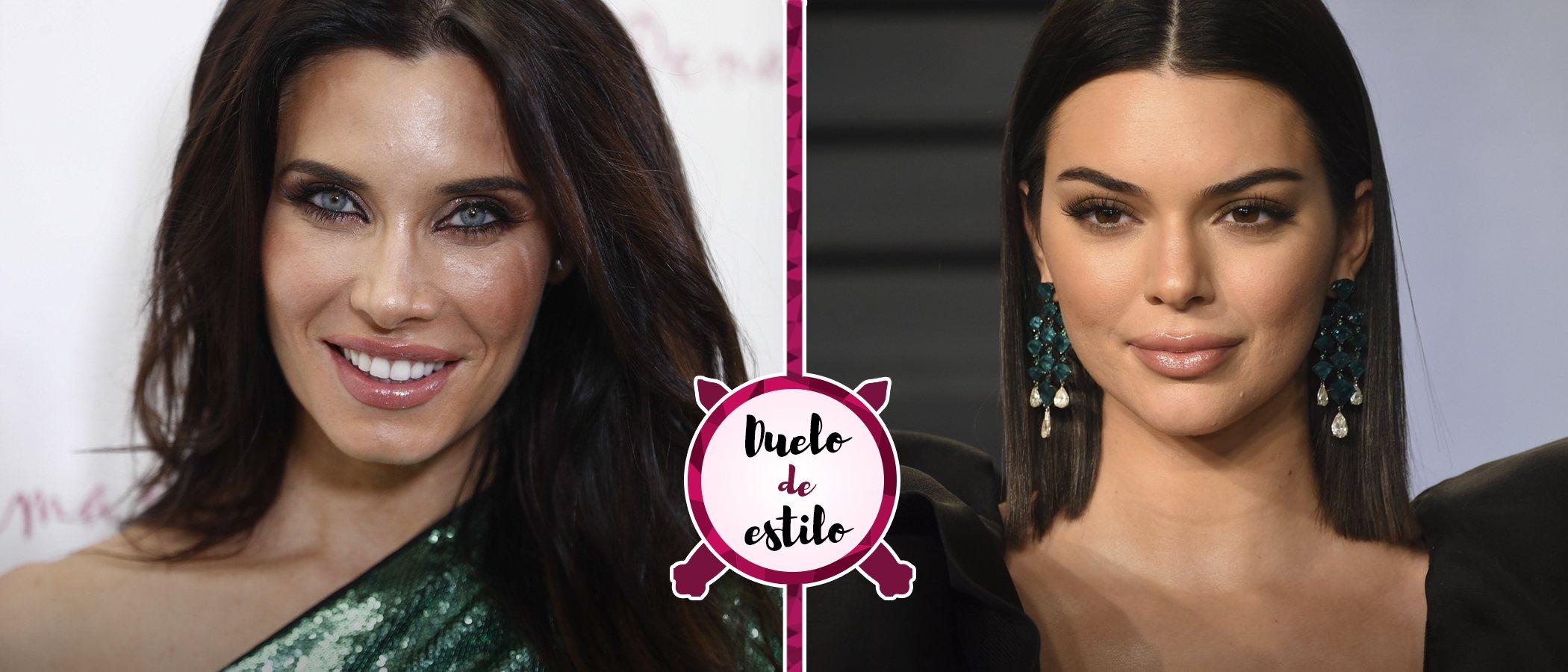 Pilar Rubio intenta hacerle sombra a Kendall Jenner con el mismo complicado estilismo de Richard Quinn