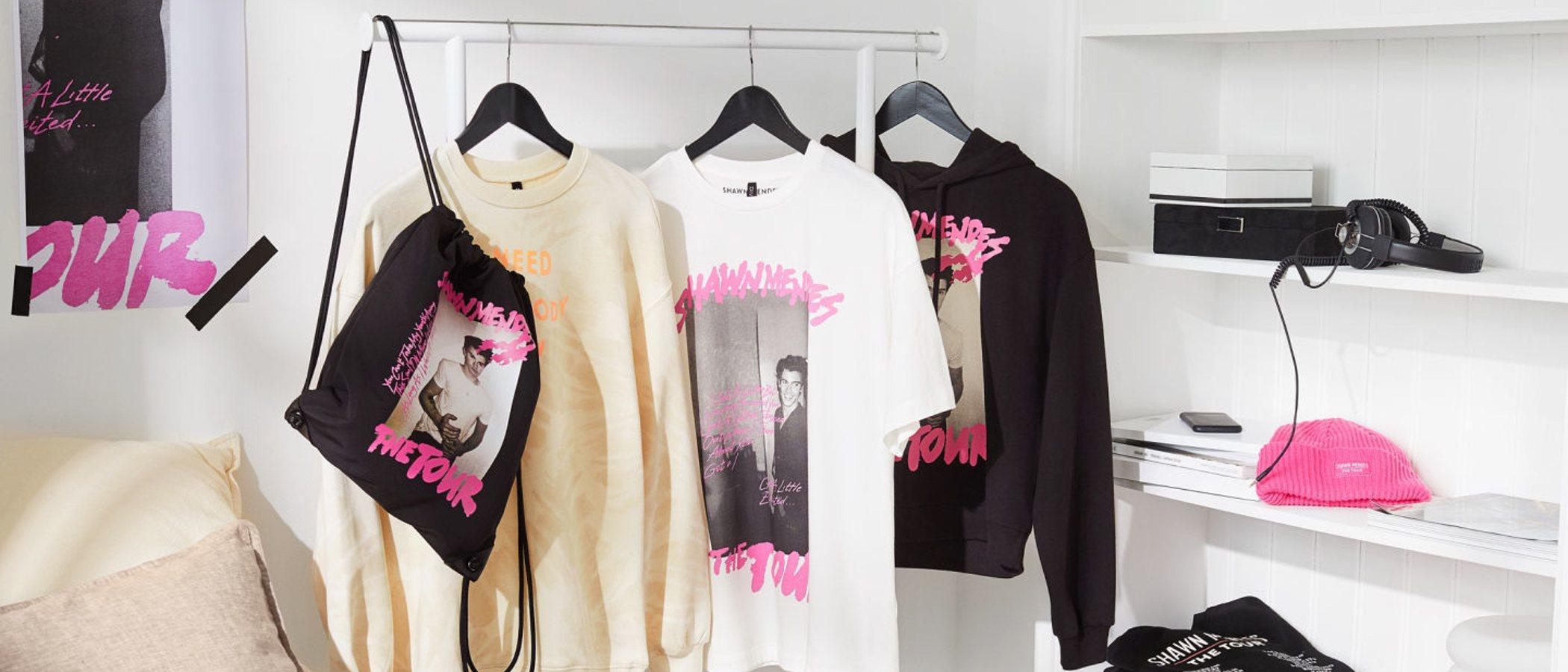 H&M lanza una colección cápsula con Shawn Mendes que promete ser un éxito rotundo