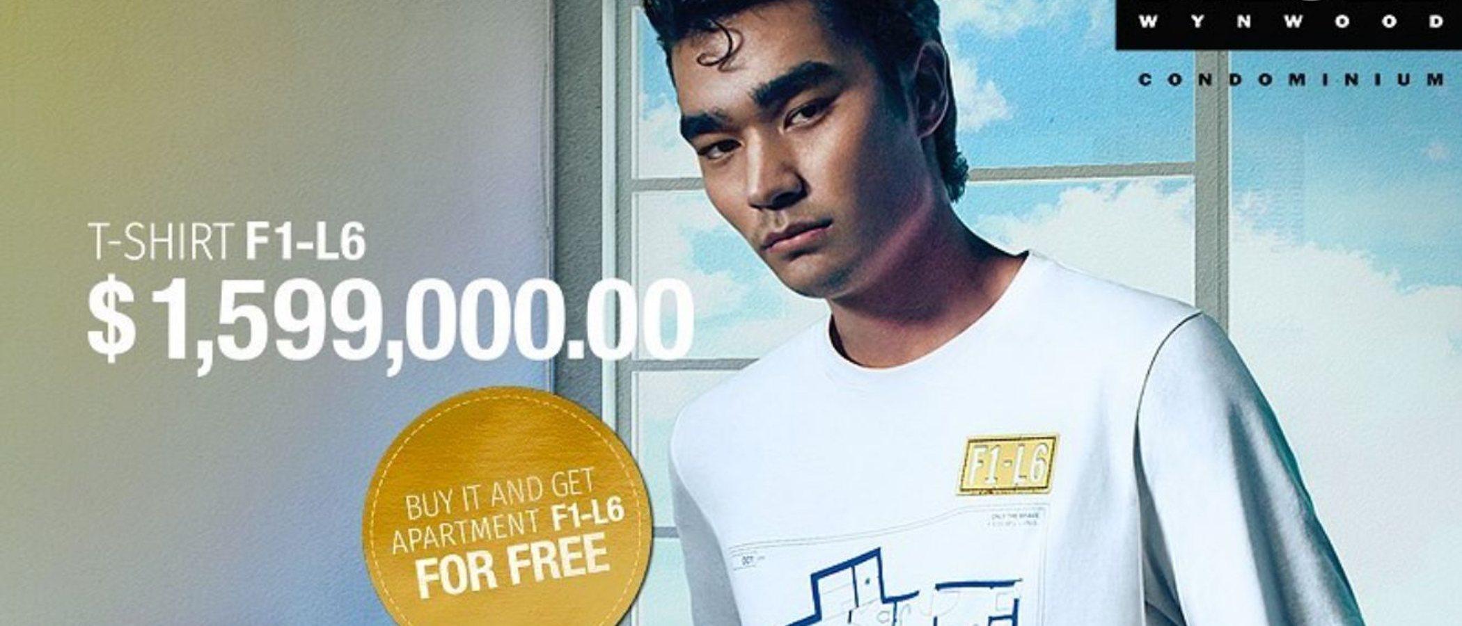 """5,5 millones de dólares: el precio de la """"camiseta más cara del mundo"""" de Diesel"""
