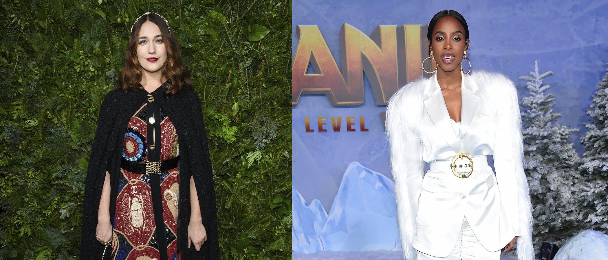 Kelly Rowland y Lola Kirke lucen los peores looks de la semana