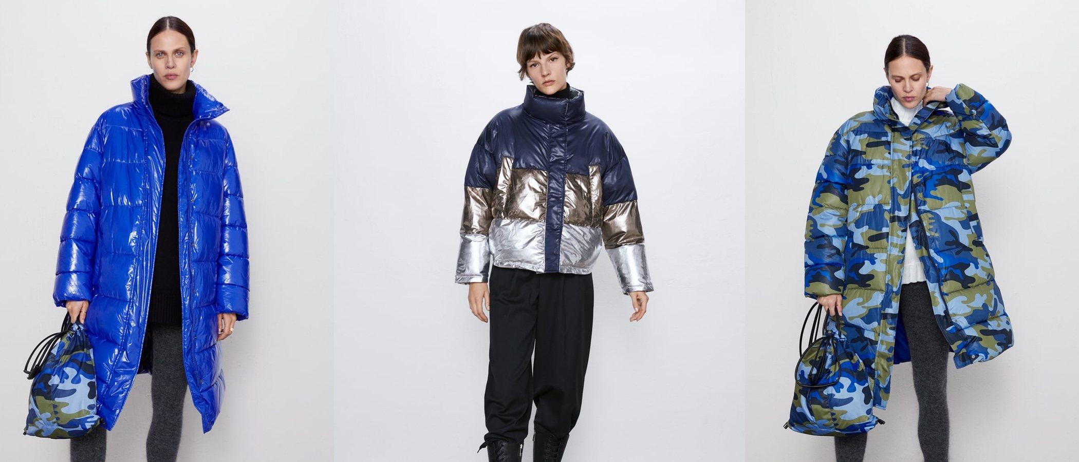 'Upcycled Outerwear Colecction': la colección de Zara hecha con desechos de plásticos