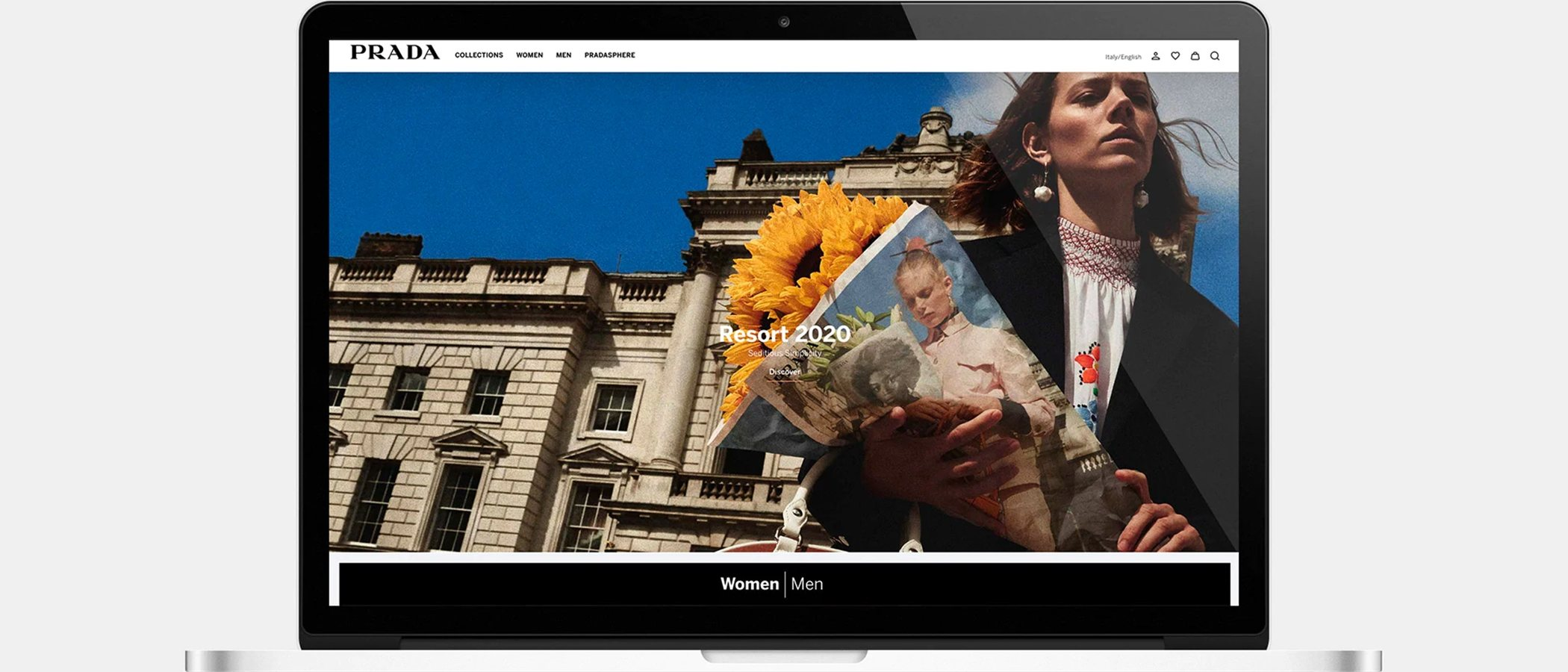 Prada lanza una sección exclusiva con prendas disponibles durante 24 horas llamada 'Time Capsule'