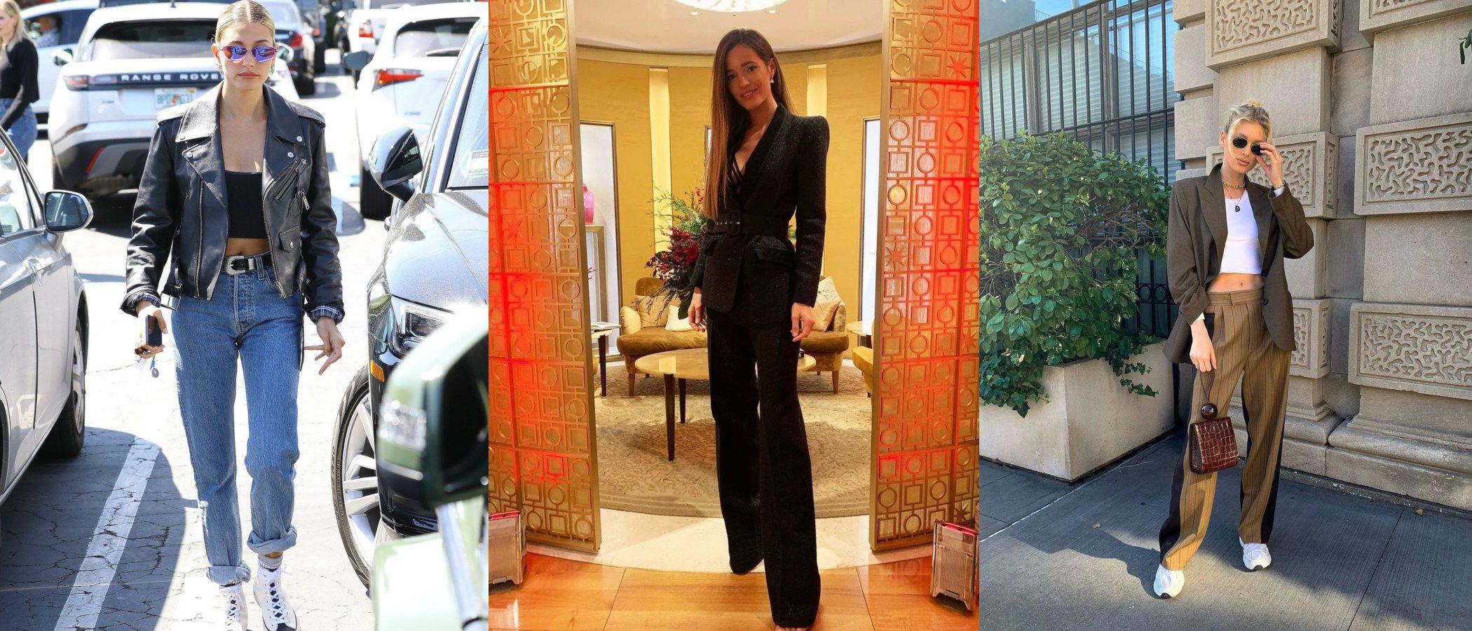 Elsa Hosk, Malena Costa y Hailey Baldwin, las mejor vestidas del año 2019