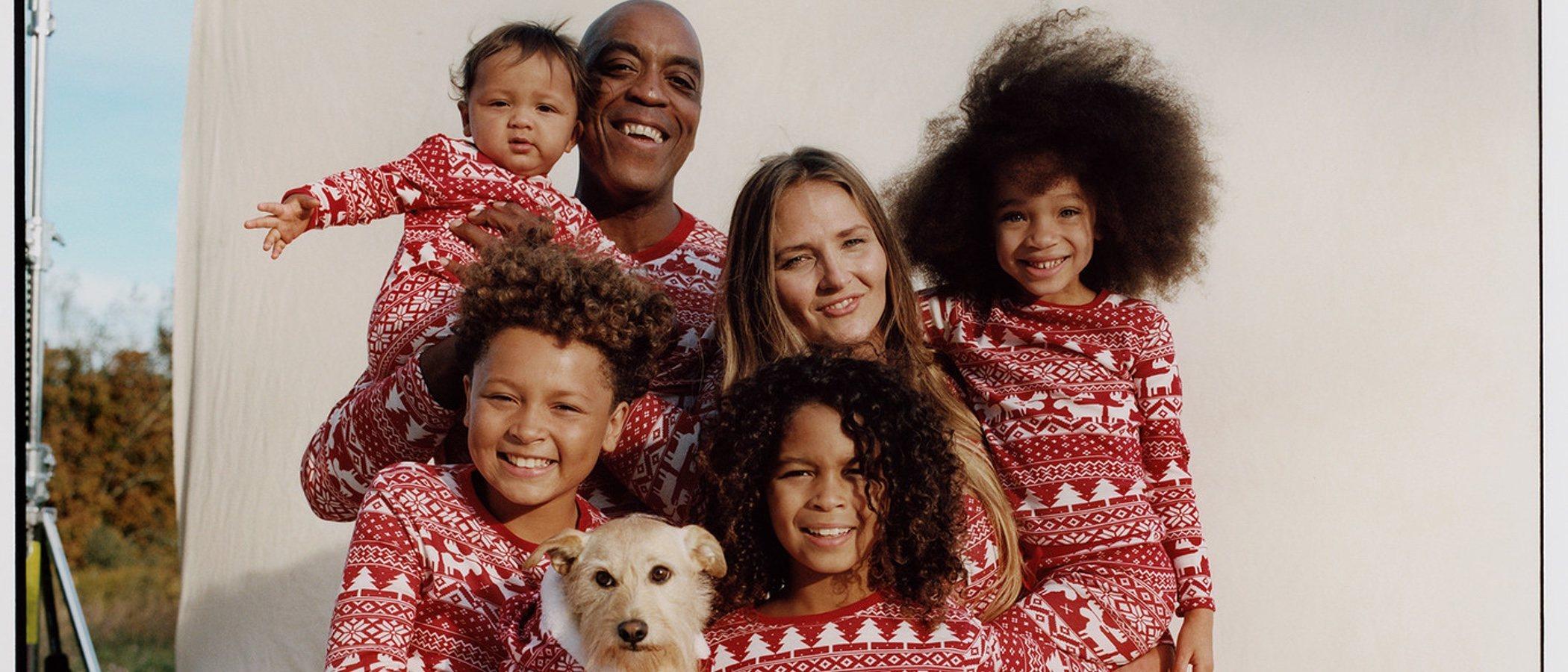 La nueva colección navideña de Primark trae pijamas a juego para toda la familia