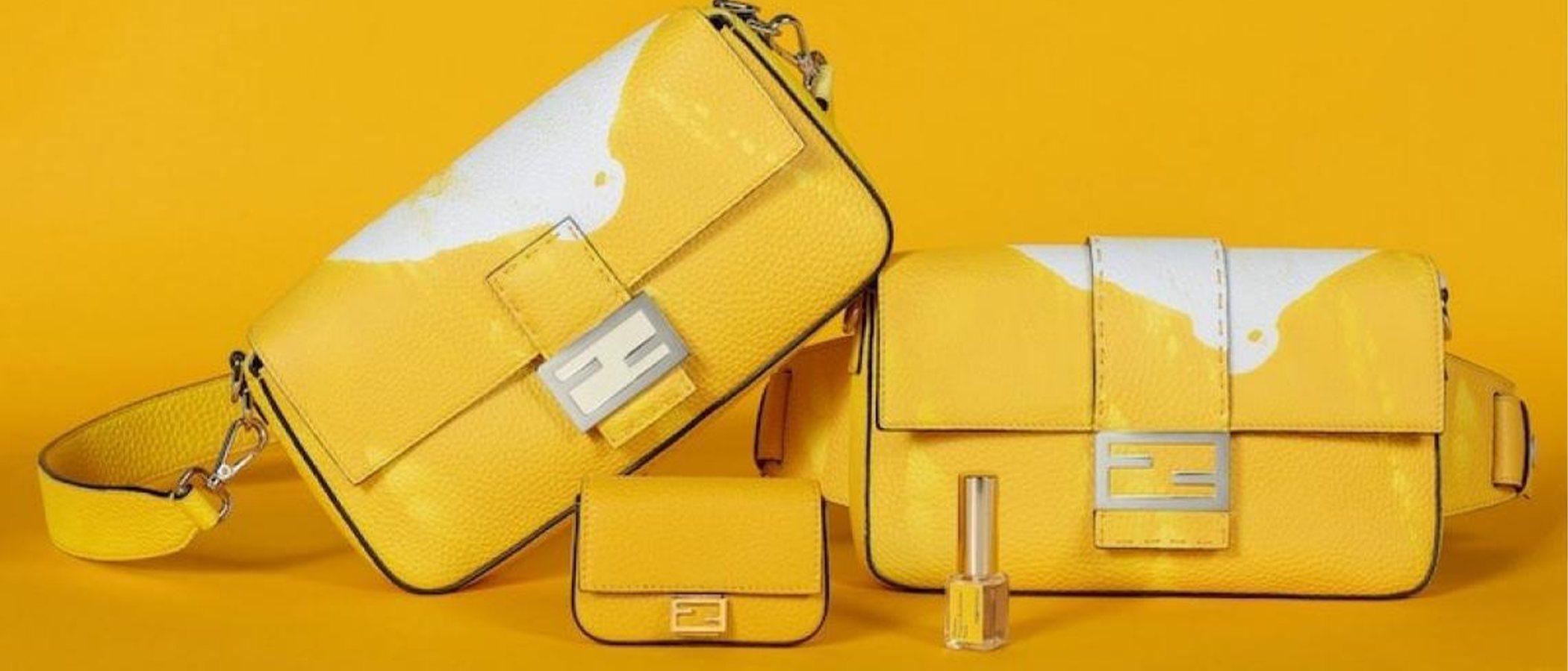 Baguette Bag: Fendi se alía con Francis Kurkdjian en el lanzamiento del primer bolso perfumado