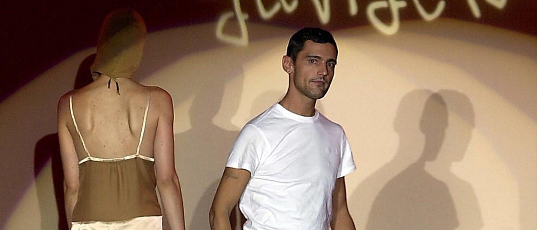 David Delfín destila moda y creatividad en la sala de exposiciones, Canal de Isabel II