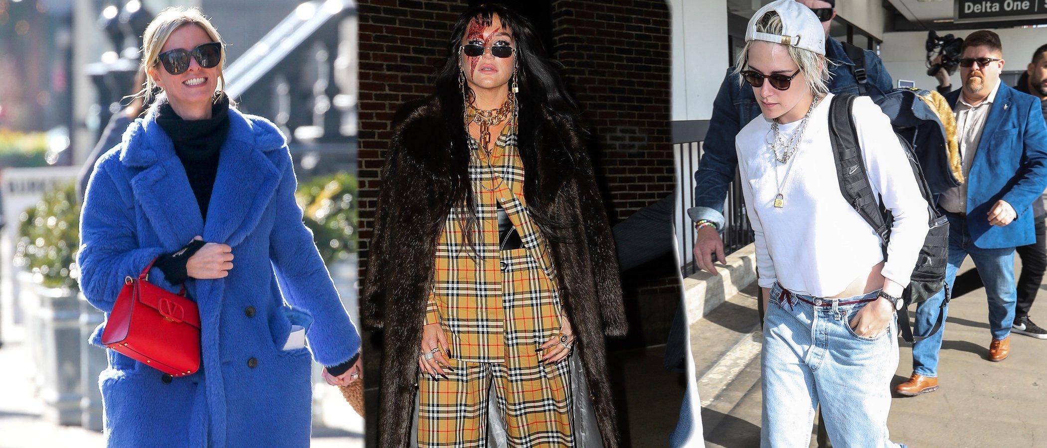 Nicky Hilton, Kesha y Kristen Stewart, entre las peor vestidas de la semana