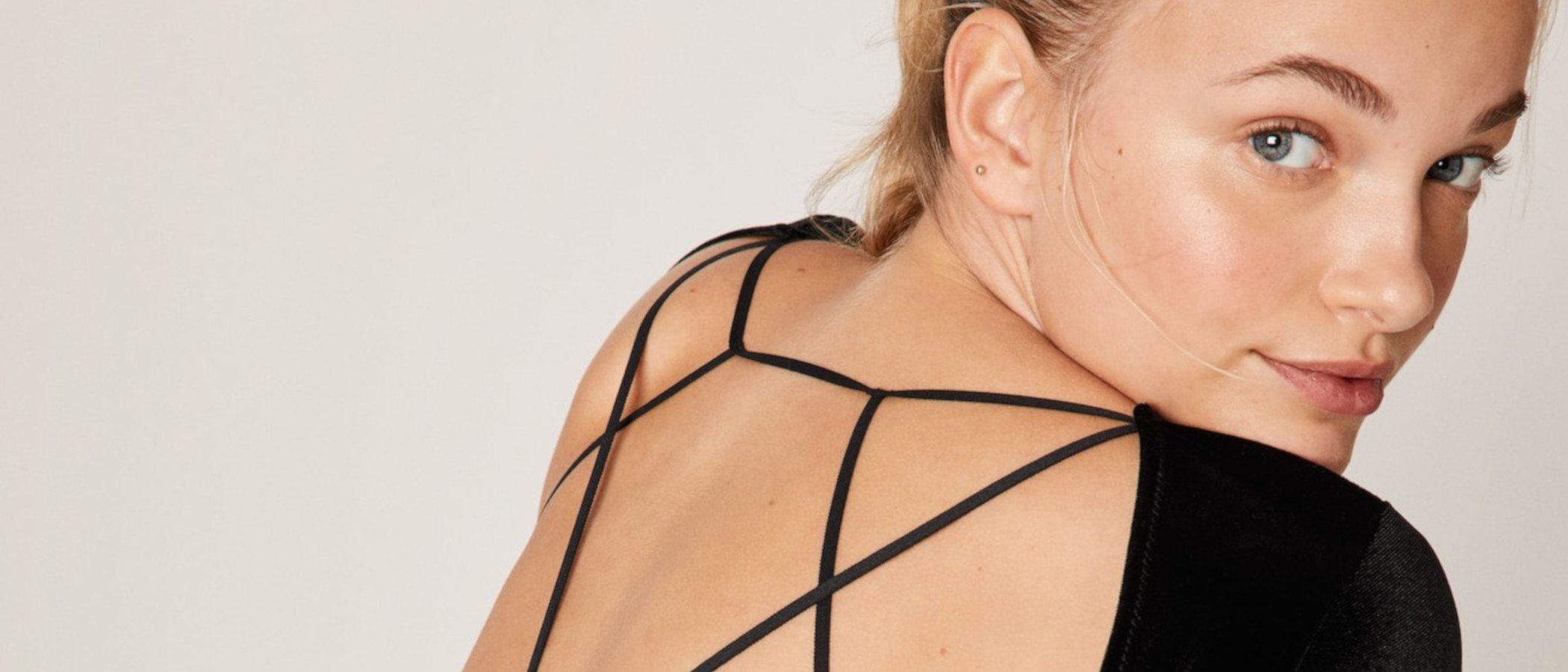 Los tatuajes son los protagonistas de la colección invierno 2020 de Oysho