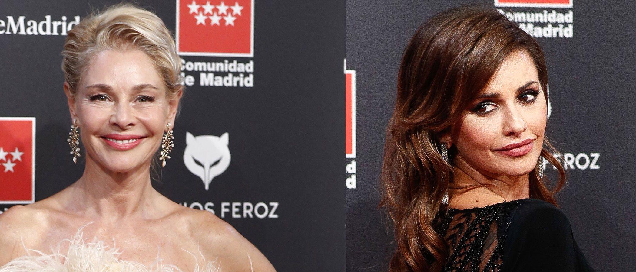 Belén Rueda y Mónica Cruz, entre las mejor vestidas de los Premios Feroz 2020