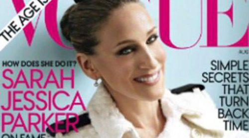 Sarah Jessica Parker vuelve a ser portada de Vogue USA