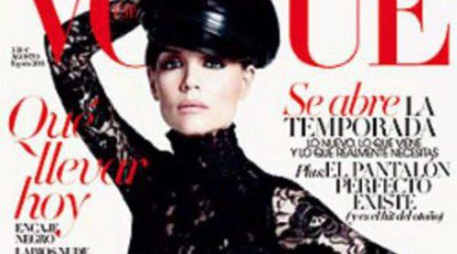 Katie Holmes saca su lado más sexy en Vogue España