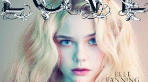 Elle Fanning, Chloe Moretz y Hailee Steinfeld: Iconos adolescentes en la portada de 'Love'