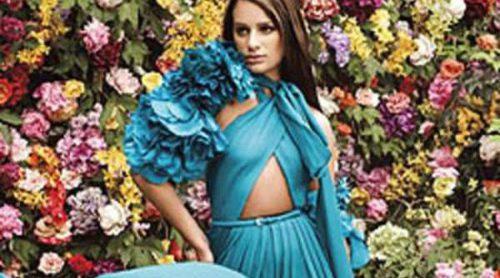 Lea Michele, diva absoluta en el número de septiembre de Harper's Bazaar