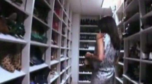 El armario de zapatos de Vogue USA, no apto para mentes sensibles