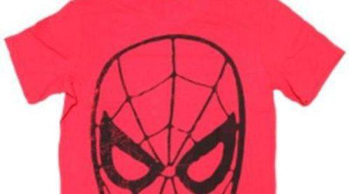 Marvel y Bershka chico nos traen una nueva selección de camisetas