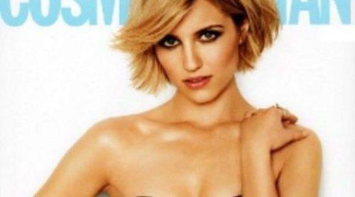 Dianna Agron saca su lado más sexy en la portada de septiembre de Cosmopolitan USA