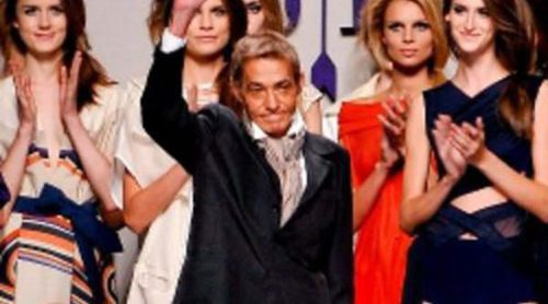 Muere Jesús del Pozo, la moda española se queda huérfana