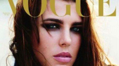 Carlota Casiraghi para Vogue Francia, la gran portada de septiembre