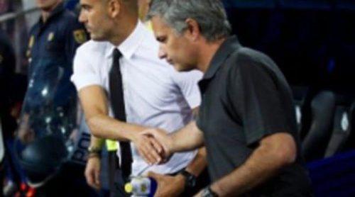 Mourinho y Guardiola, duelo de estilos