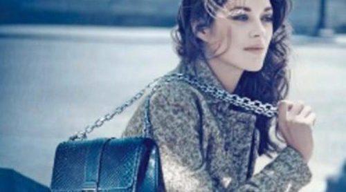 Marion Cotillard presenta Miss Dior, el nuevo bolso de la maison