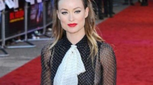 Los looks de Olivia Wilde en la promoción de 'Cowboys and aliens'