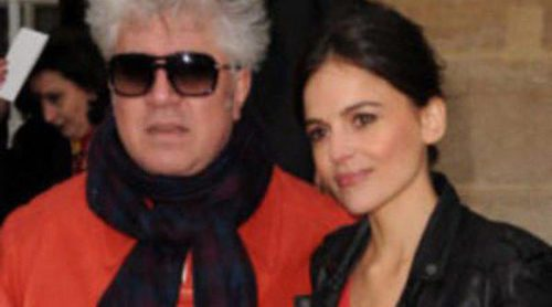 Elena Anaya y sus looks durante la promoción de 'La piel que habito'