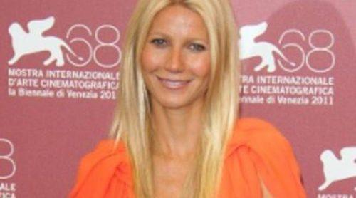 Gwyneth Paltrow, sólo Prada en el Festival de Venecia
