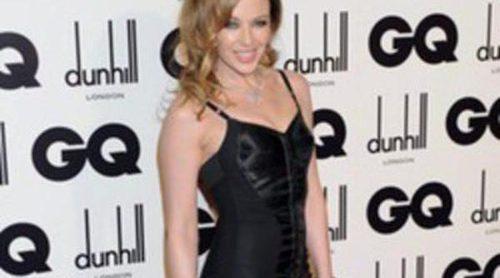Kylie Minogue, Lara Stone y Pixie Lott, la seducción de los Premios GQ 'Hombres del Año'