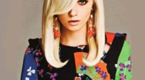 Primera imagen de la colección de Versace para H&M