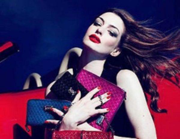 Anne Hathaway protagoniza la nueva campaña de Tod's ...