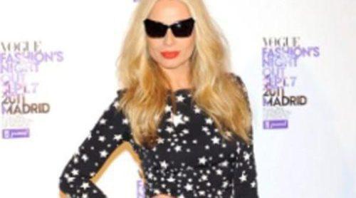 Carmen Lomana y Marta Sánchez coinciden con el mismo Dolce & Gabbana en la Vogue Fashion's Night Out