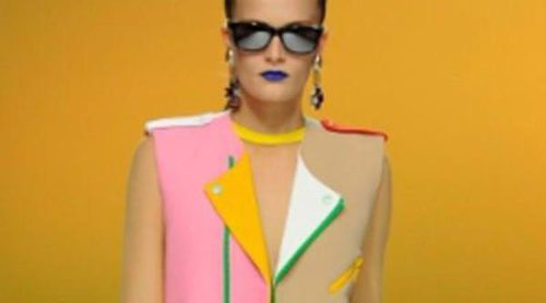 Davidelfín sorprende con su propuesta multicolor para la primavera de 2012